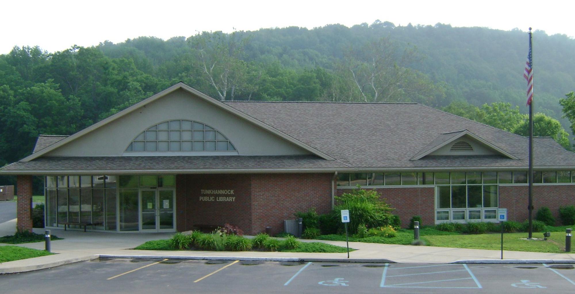 Tunkhannock Public Library - Tunkhannock, PA