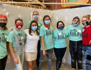 Milnes Companies Volunteers to Speak at Let's Build Construction Camp for Girls